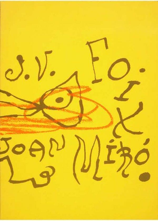 J.V. Foix : Joan Miró / [Luis Poveda]
