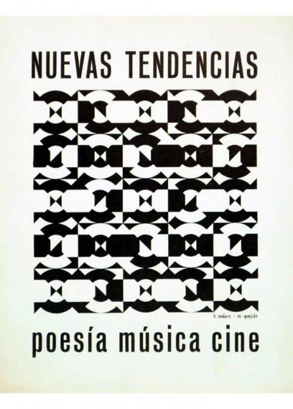 Nuevas tendencias : poesía, música, cine /  [texto: Ignacio Gómez de Liaño]
