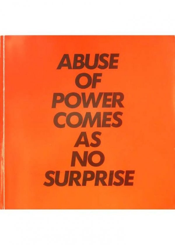 Truisms and essays / Jenny Holzer