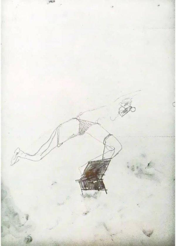 Joseph Beuys : tekeningen en gouaches = dessins et gouaches