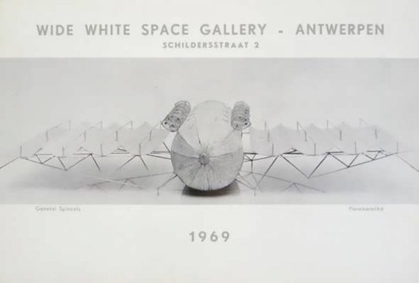 Wide White Space Gallery - Antwerpen : 1969
