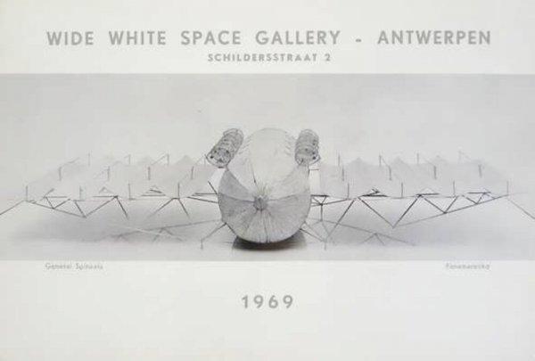 Wide White Space Gallery - Antwerpen : 1969