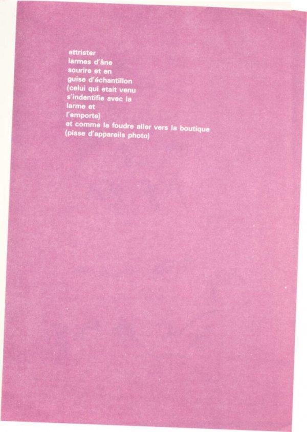 Èczema [1982, maig]