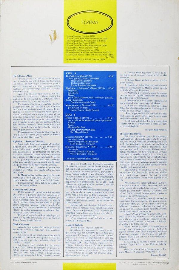 Èczema [1980, març]