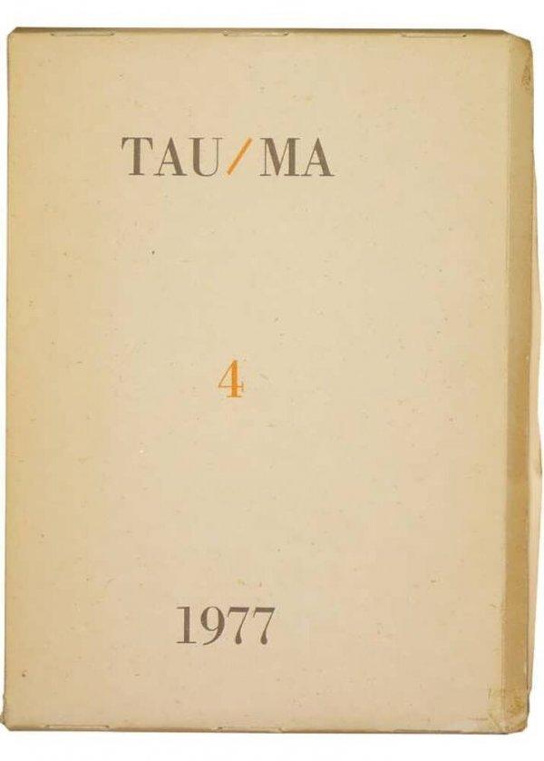 Tau/ma [núm. 4]