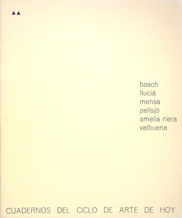 Cuadernos del ciclo de arte de hoy [núm. 2]