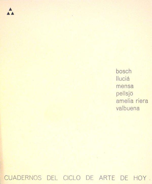 Cuadernos del ciclo de arte de hoy [núm. 3]