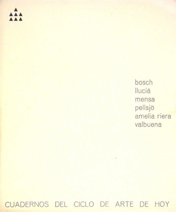 Cuadernos del ciclo de arte de hoy [núm. 7]