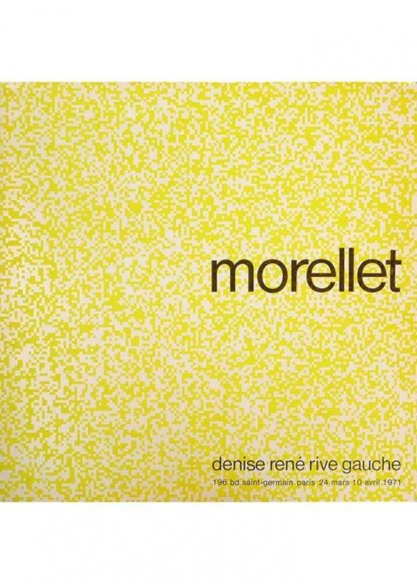 Morellet : Denise René rive gauche : 24 mars-10 avril, 1971