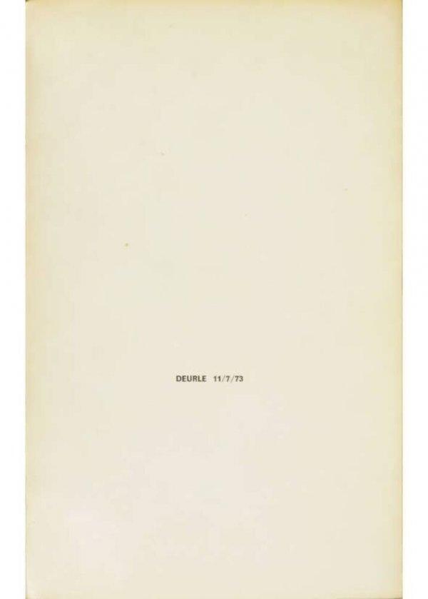 Deurle 11/7/73
