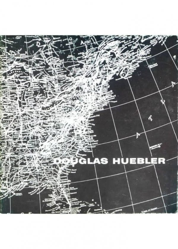 November 1968 / Douglas Huebler