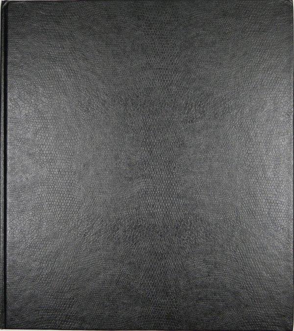 Manual of instructions for Marcel Duchamp Etant donnés, 1o, la chute d'eau, 2o, le gaz d'éclairage