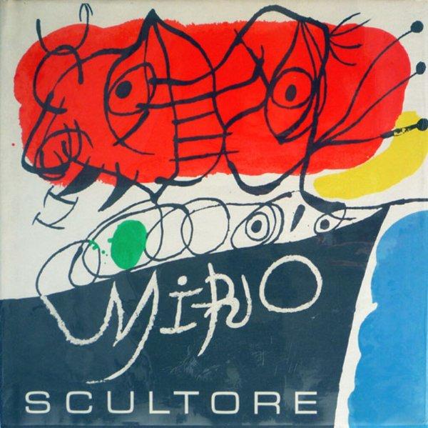 Miró scultore