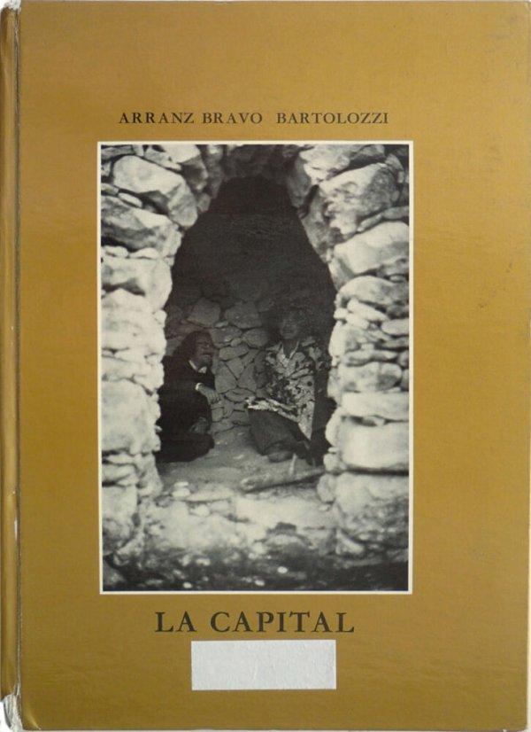 La capital / Arranz Bravo, Bartolozzi ; textos: Francesc Parcerisas