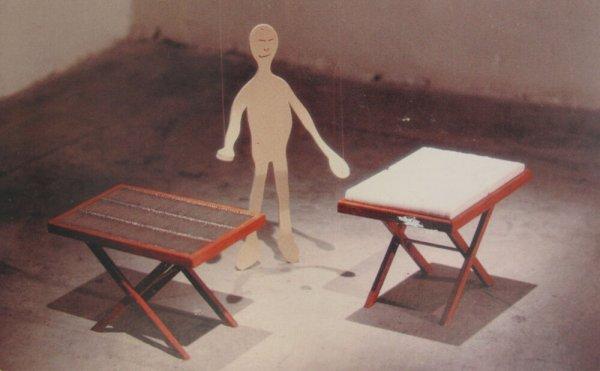 Cildo Meireles : Camelô, 1998