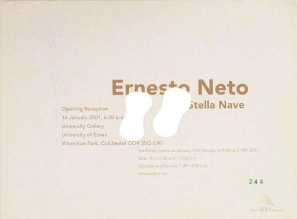 Stella nave / Ernesto Neto