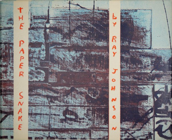 The paper snake / by Ray Johnson