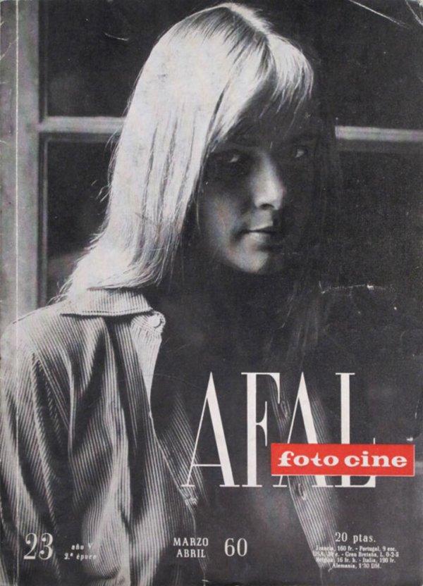 AFAL : foto cine : cuaderno bimestral de fotografía y cine [núm. 23]