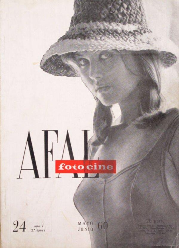 AFAL : foto cine : cuaderno bimestral de fotografía y cine [núm. 24]