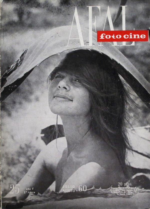 AFAL : foto cine : cuaderno bimestral de fotografía y cine [núm. 25]
