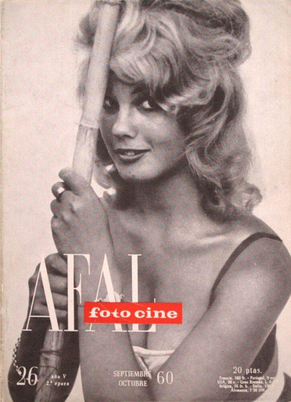 AFAL : foto cine : cuaderno bimestral de fotografía y cine [núm. 26]