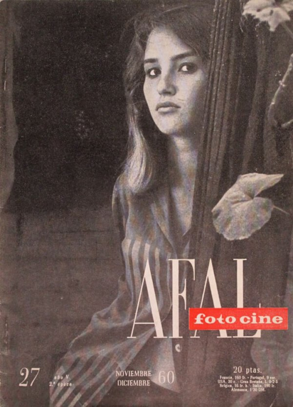 AFAL : foto cine : cuaderno bimestral de fotografía y cine [núm. 27]