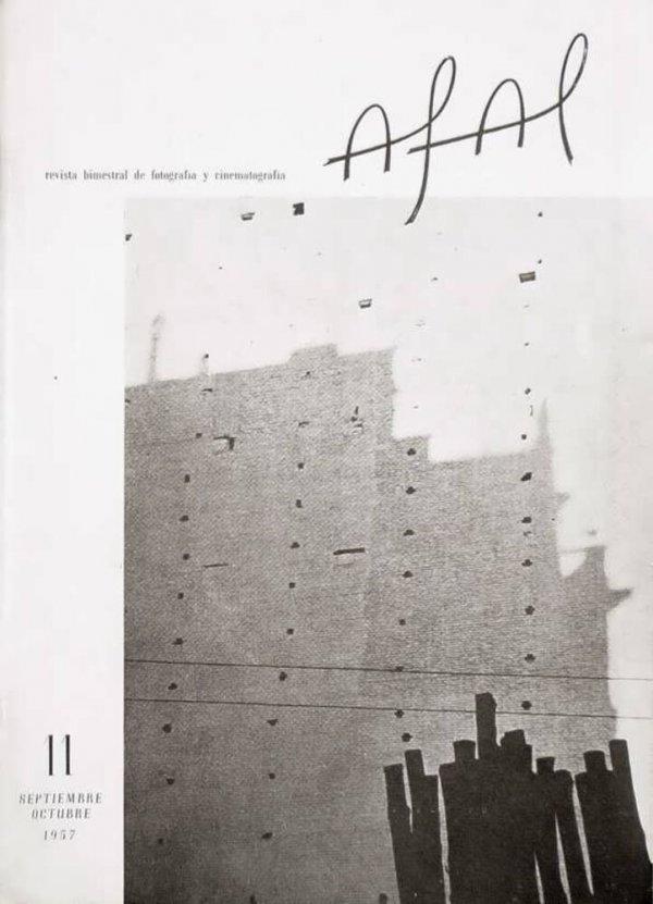 AFAL : revista de fotografía y cinematografía