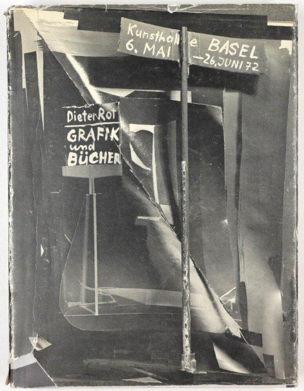 Bücher und Grafik (1. Teil) : aus den Jahren 1947 bis 1971 = Books and graphics (part 1) : from 1947 until 1971 / Dieter Rot