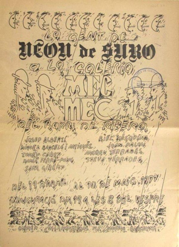 Neon de suro [1977, abr.]