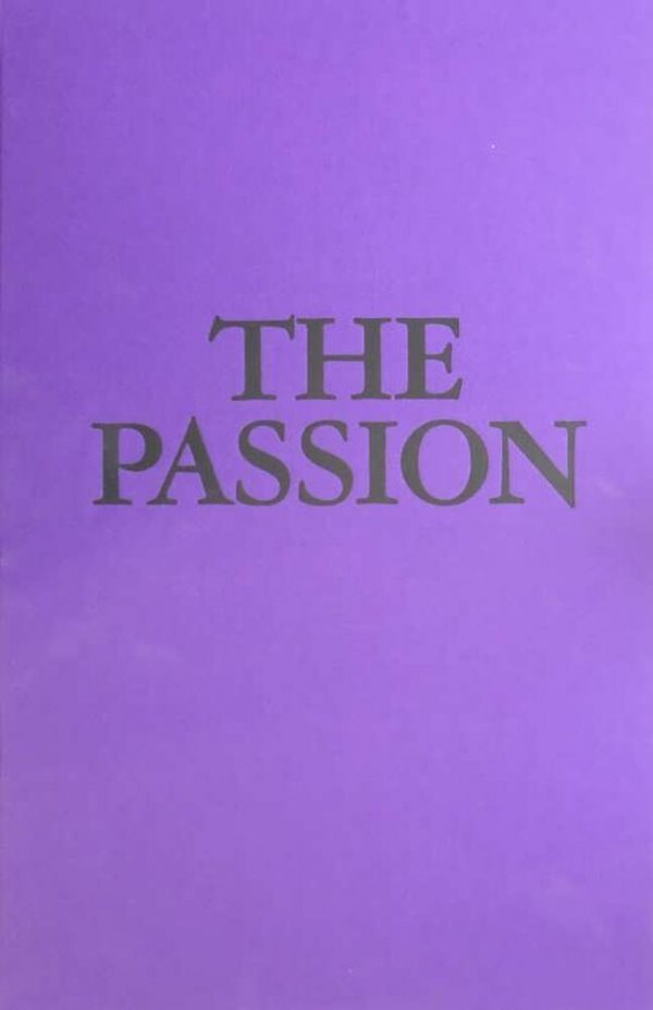 The passion / James Brown