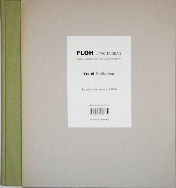 Floh / by Tacita Dean; made in collaboration with Martyn Ridgewell