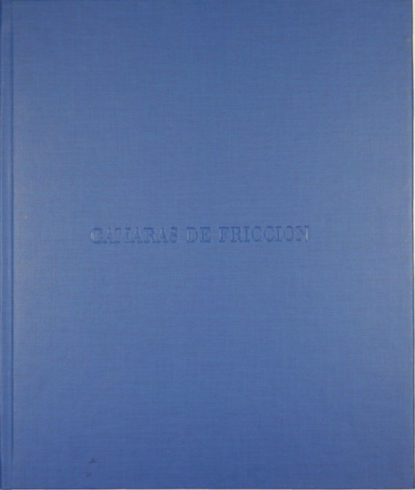 Cámaras de fricción : Pedro Cabrita Reis, Sophie Calle, Alison Wilding, Juan Uslé  / [texto Teresa Blanch]