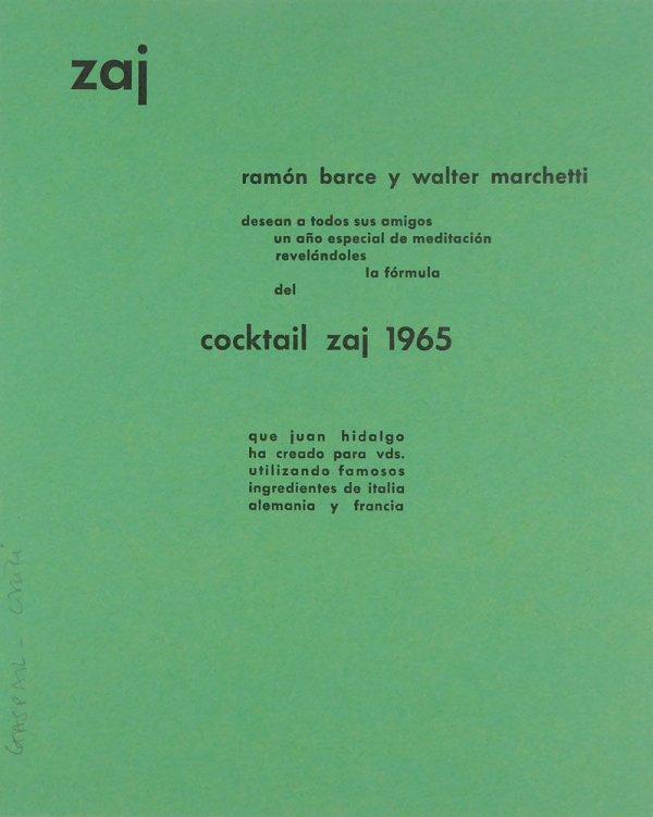 Cocktail Zaj 1965