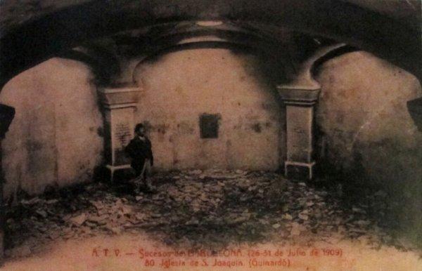 Iglesia de S. Joaquin. (Guinardó)