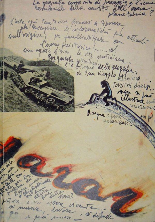 Vitebsk-Harar / Enzo Cucchi ; edited by Mario Diacono