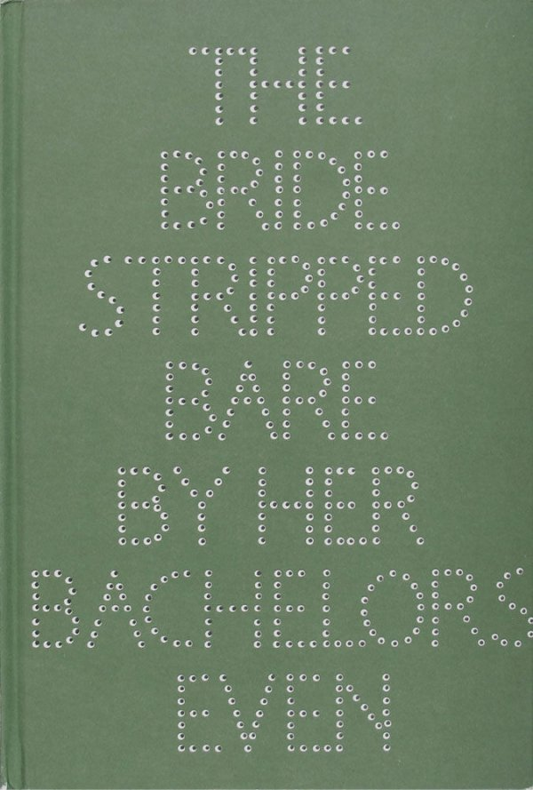 The bride stripped bare by her bachelors, even [Texte imprimé] / a typographic version by Richard Hamilton of Marcel Duchamp's Green Box translated by George Heard Hamilton