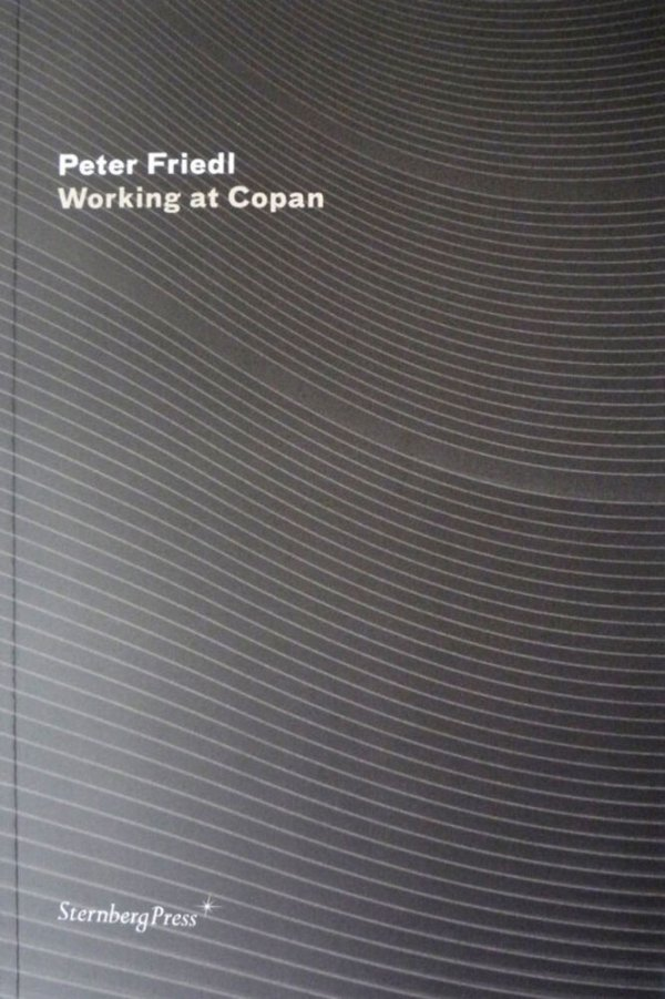 Working at Copan / Peter Friedl ; [interviews: Peter Friedl with Ligia Nobre and Cayo Honorato] = Trabalhando no Copan / Peter Friedl ; [entrevistas: Peter Friedl com Ligia Nobre e Cayo Honorato]