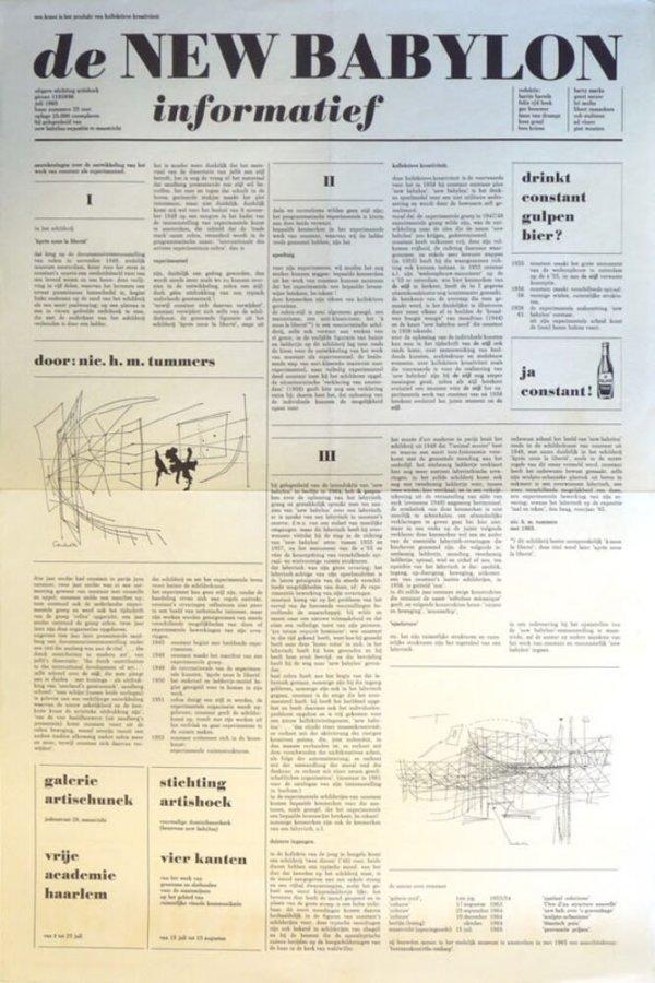 New Babylon informatief [núm.1]