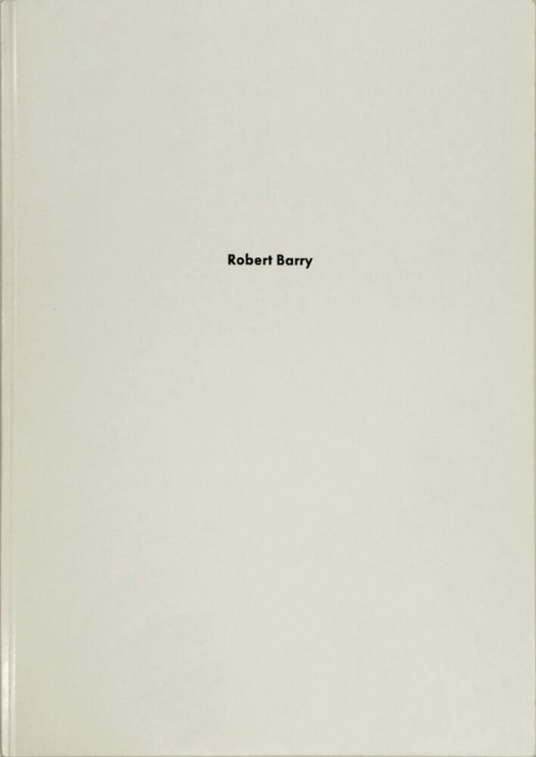 [Something which is very near in place and time, but not yet known to me ... : 30 pieces as of 14 June 1971] / Robert Barry