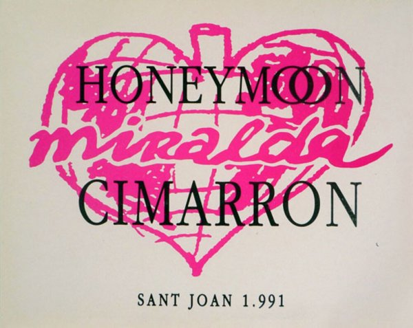 Honeymoon Cimarron : sant Joan 1.991