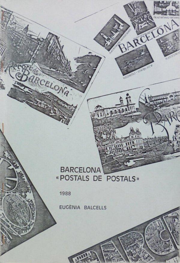 """Barcelona """"Postals de postals"""""""
