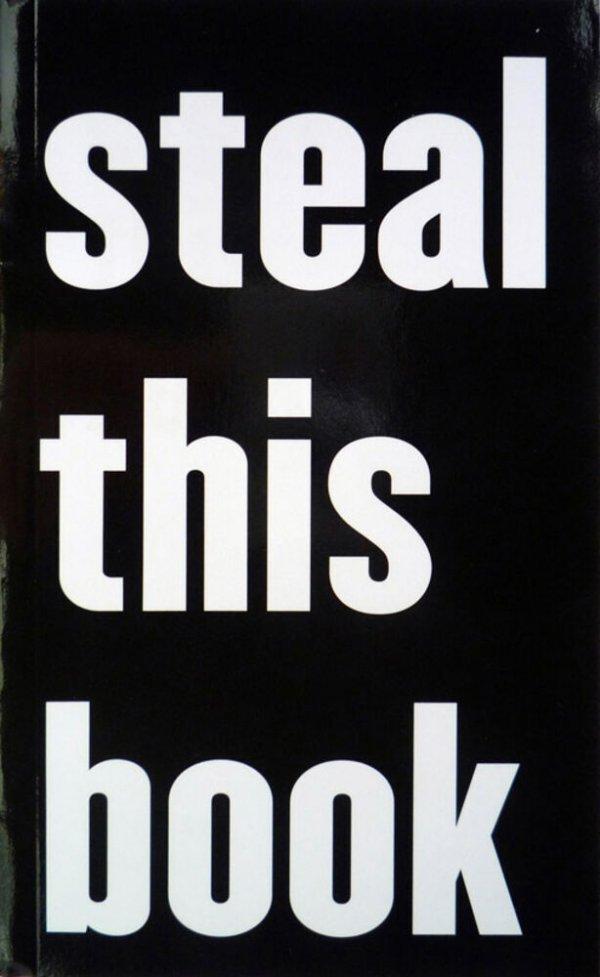 Steal this book / Dora García