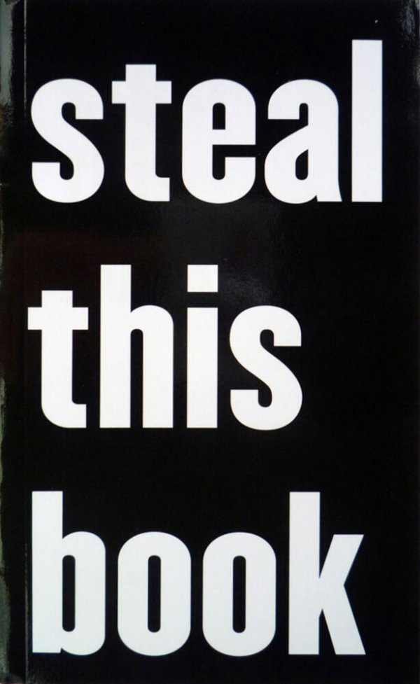 Steal this book / Dora García