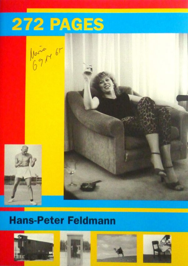 Hans-Peter Feldmann : 272 pages / edited by Helena Tatay
