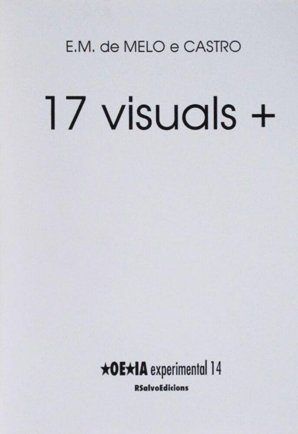 17 visuals + / E.M. de Melo e Castro ; [pròleg de Ramon Salvo]