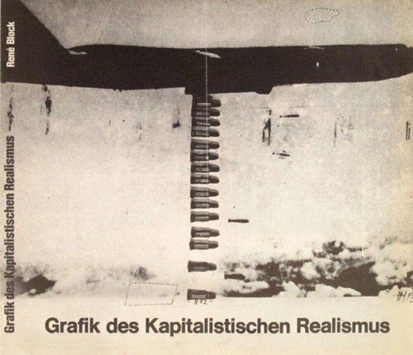 Grafik des Kapitalistischen Realismus / René Block