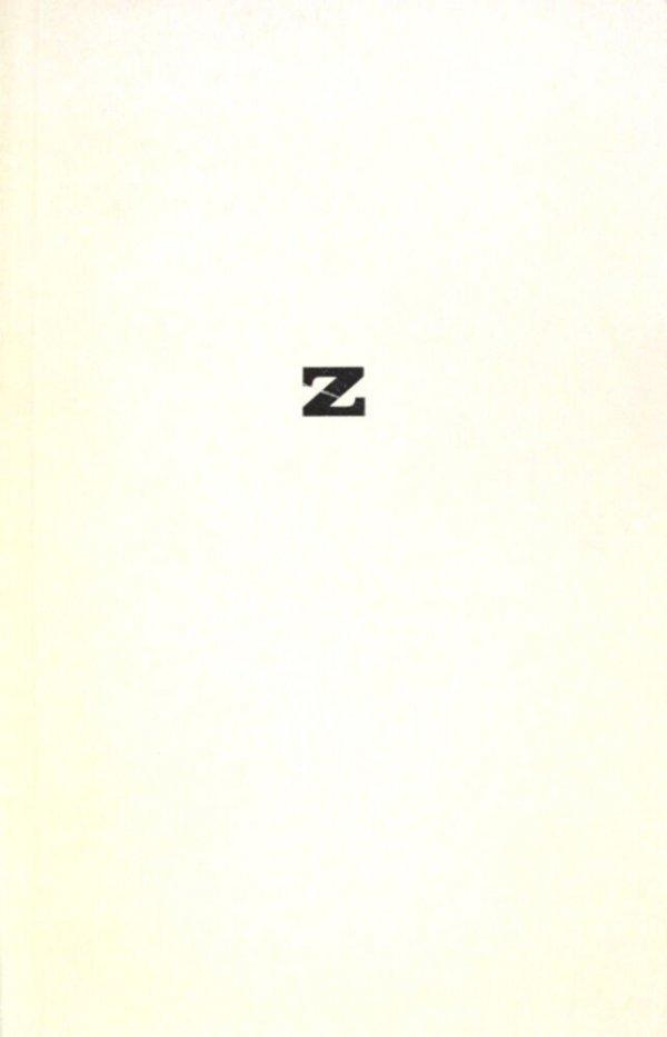 Z : Grafikkatalog 1973 : Auswahl / Galerie Rudolf Zwirner