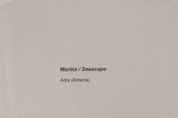 Marina/seascape : Adra (Almería)