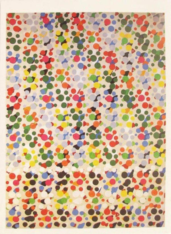 Konrad Lueg : Bilder 1965 - 66