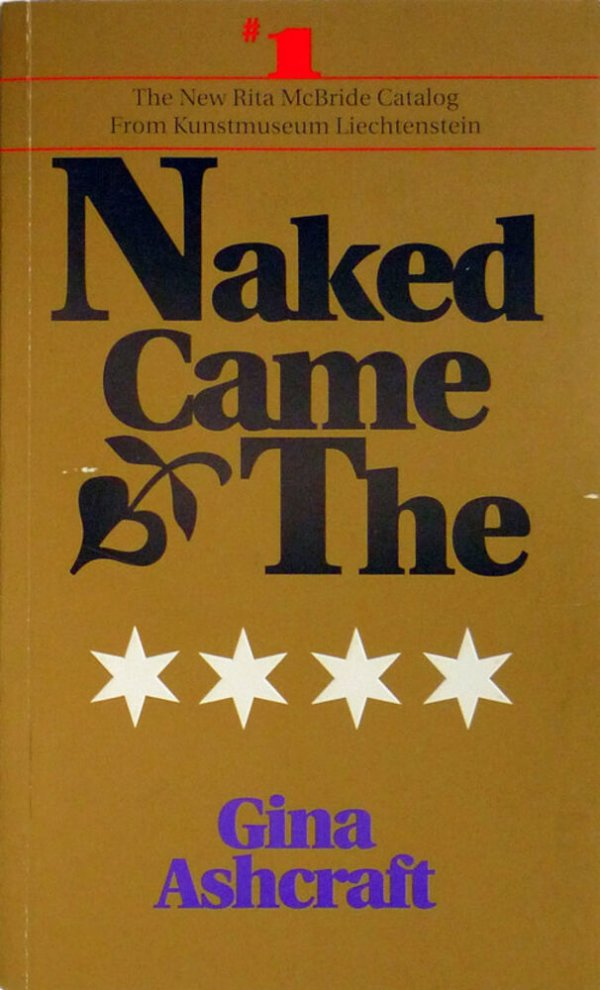 Naked came the **** / Gina Aschcraft